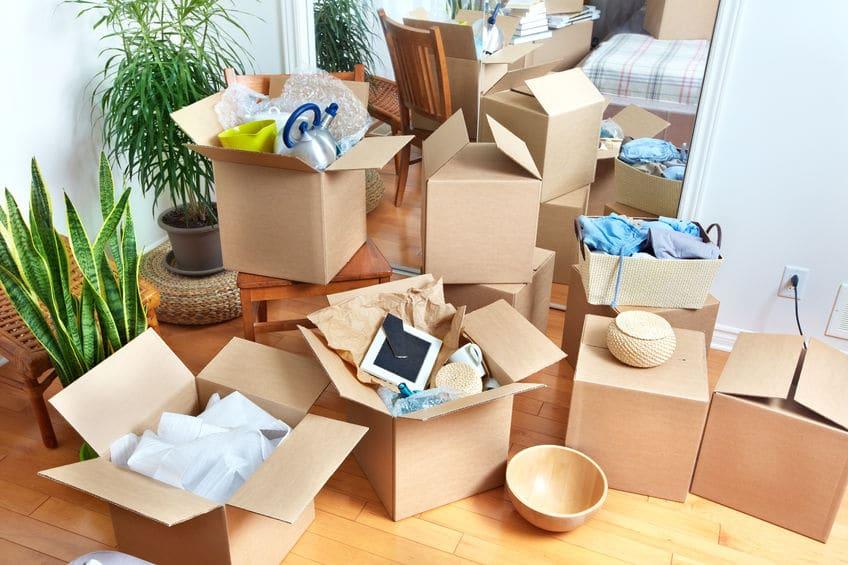 pakovanje stvari